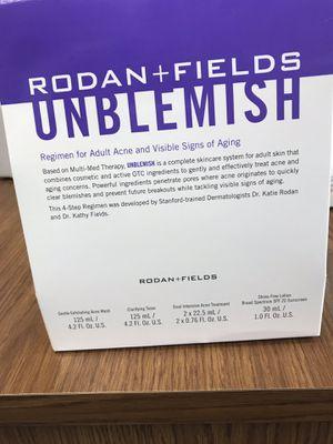 Rodan + Fields Unblemish Regime for Sale in Corona, CA