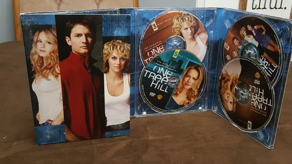 One Tree Hill Dvd's