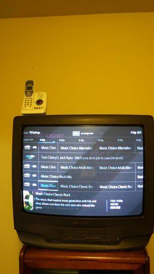 Panasonic TV, VHR Combo. for Sale in Hopewell, VA
