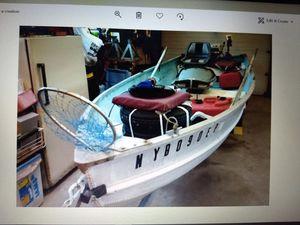 14 ft Aluminum Boat for Sale in Corning, NY