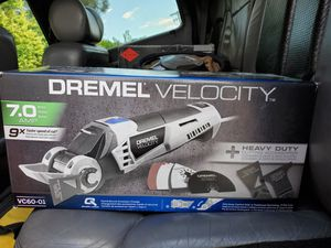 DREMEL VELOCITY CUTTING TOOL 7.0 AMPS. NEW!! NEVER USED!! for Sale in Salt Lake City, UT