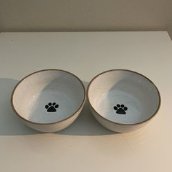 Dog Food And Water Bowls for Sale in Vancouver,  WA