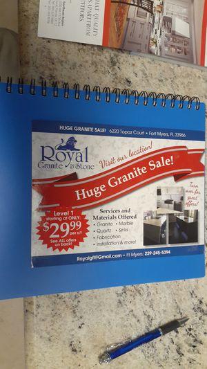 Cabinets/Granite/Quartz-Kitchen&Bathroom Remodels for Sale in Fort Myers, FL