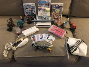 Nintendo Wii and Infinity Lot - tested, working for Sale in Cary, NC