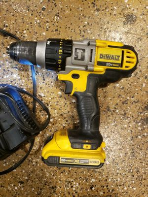Dewalt hammer drill for Sale in Lake Elsinore, CA