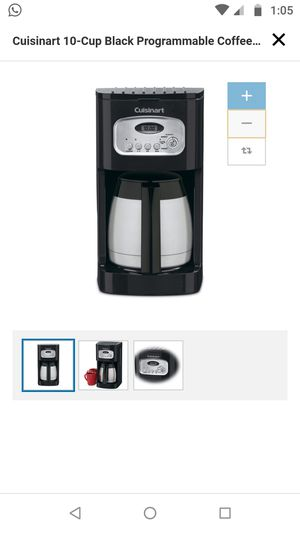Brand new coffee maker for Sale in Leesburg, VA