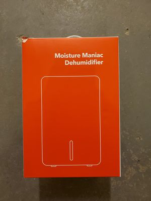 Vremi Moisture Maniac 1 Pint Dehumidifier for Sale in Chicago, IL