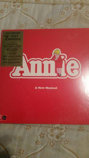 Annie - A New Musical Vinyl Record for Sale in Stockton, CA