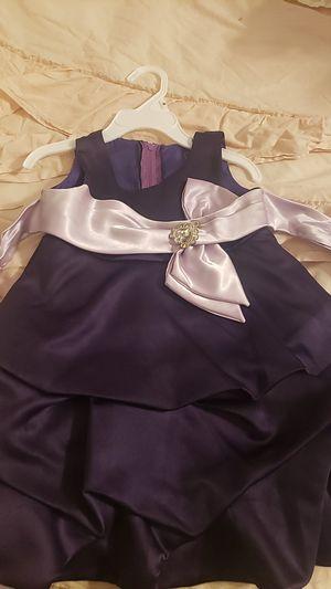 Flower girl purple dress for Sale in Phoenix, AZ