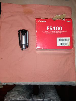 Canon FS400 for Sale in New York, NY