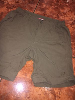 The north face men's small hiking shorts for Sale in Downey, CA