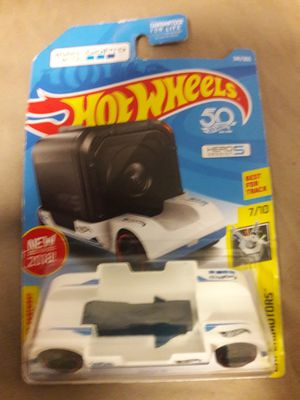 2 Hot Wheels for your GoPro for Sale in Portland, OR