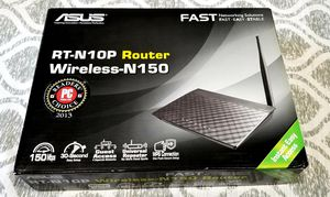 ASUS WIFI ROUTER N150 for Sale in Corona, CA