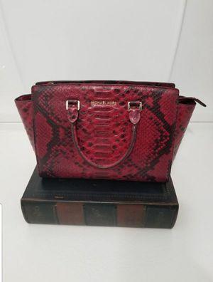 Michael Kors Large Leather Handbag Tote Purse for Sale in Jackson Township, NJ