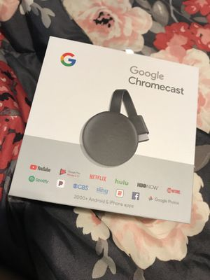 Chromecast (NEW) for Sale in Lakewood, CA
