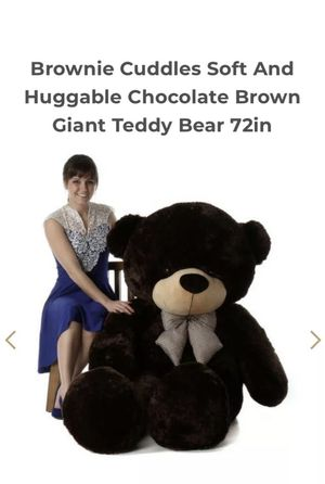6ft Teddy Bear brown Birthday gift for Sale in Los Angeles, CA