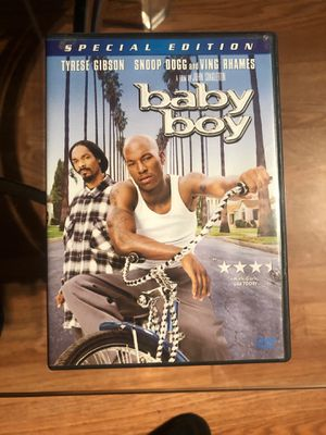 Baby boy special edition DVD for Sale in Los Angeles, CA