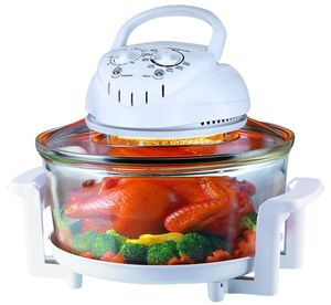Quart Infrared Halogen Convection Turbo Oven Cooker Glass Bowl Kitchen for Sale in Lynwood, CA
