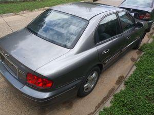 2004 Hyundai Sonata GLS run good for Sale in Dallas, TX