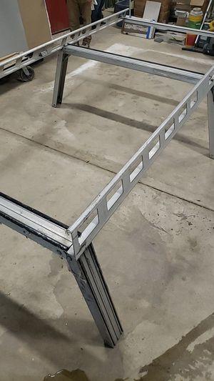 Aluminum ladder rack for Sale in Gurnee, IL