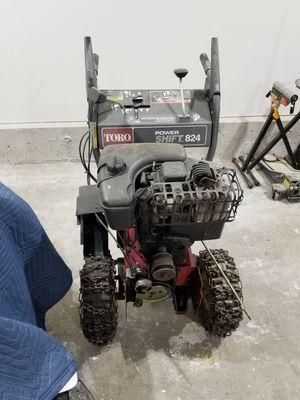 Toro Power Shift 824 snowblower for Sale in Nassau, NY