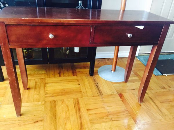 Console table!
