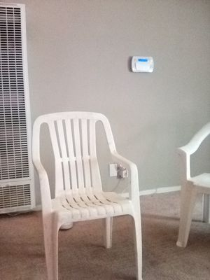 Outdoor Patio furniture, 2 matching Chairs for Sale in Lancaster, CA