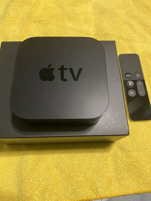 Apple tv HD 4 th generation for Sale in Tracy, CA