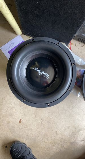 12 inch subs for Sale in Austin, TX