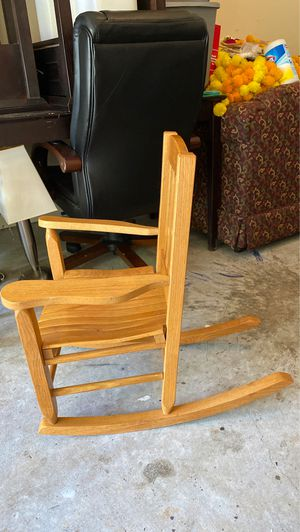Kids rocking chair for Sale in Roswell, GA