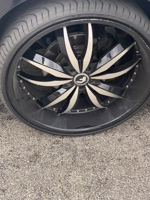 24in rims for Sale in Florissant, MO