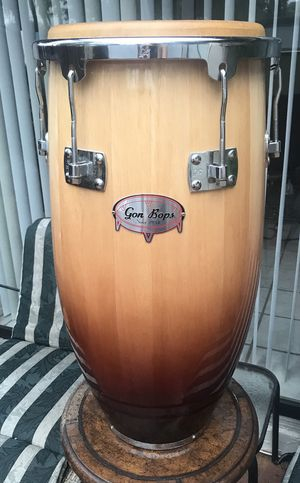 """Gon Bops Tumbao Series, Conga 11 3/4"""" Drum Six lugs. excellent condition for Sale in Lake Worth, FL"""