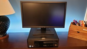 Dell Vostro PC + Monitor for Sale in Potomac, MD