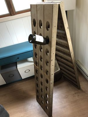 Authentic French Riddling Rack (wine holder) for Sale in Springfield, VA