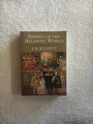 Empires Of The Atlantic World for Sale in Naperville, IL