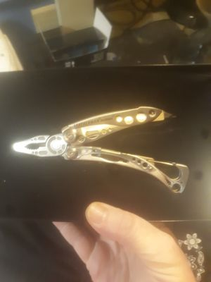 *Brand New* Leatherman Brand - Skeletool (Multi - Tool) for Sale in Fairfield, OH