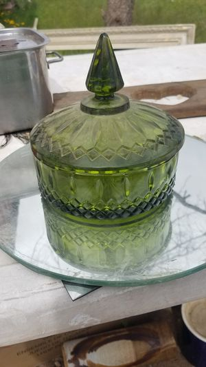 Vintage glass/vintage lanterns/antiques/chairs/dishes for Sale in Los Lunas, NM