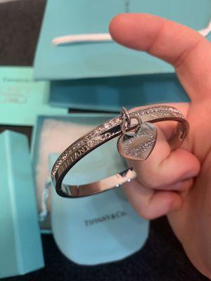 Tiffany & Co. sterling silver bracelet for Sale in Pompano Beach, FL