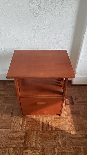 Printer table & filing cabinet for Sale in Chicago, IL