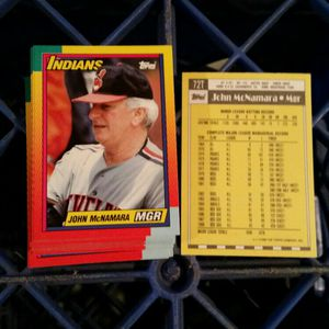 Baseball Cards 1990 Topps for Sale in Montello, WI