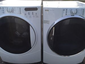 Kenmore front load washer and dryer for Sale in Durham, NC