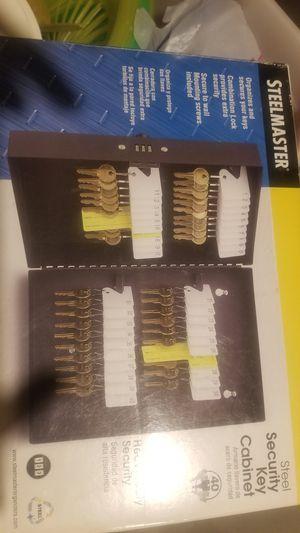 New Steel Master Combination locking key box for Sale in Joliet, IL