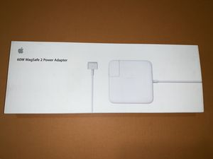 60W MagSafe 2 Power Adapter- APPLE for Sale in Seattle, WA