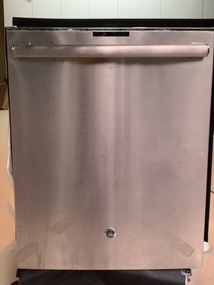 GE Profile™ Series Stainless Steel Interior Dishwasher with Hidden Controls for Sale in San Diego, CA