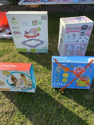 Baby girl Highchair and Walkers for Sale in South Gate, CA