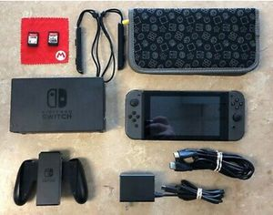 Nintendo Switch System - Gray Joy-Con Console w/ Case and Games for Sale in ARSENAL, PA