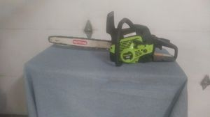 Poulan chainsaw for Sale in Indianapolis, IN