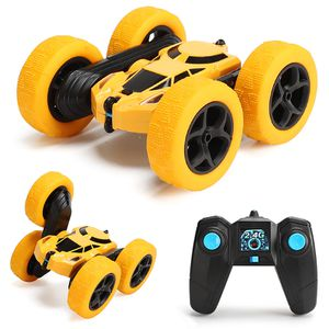 Yellow Spider Double Sided RC Stunt Car for Sale in Norfolk, VA