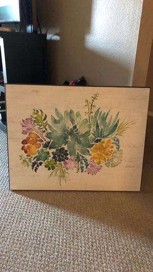 Succulent picture for Sale in Walnut, CA