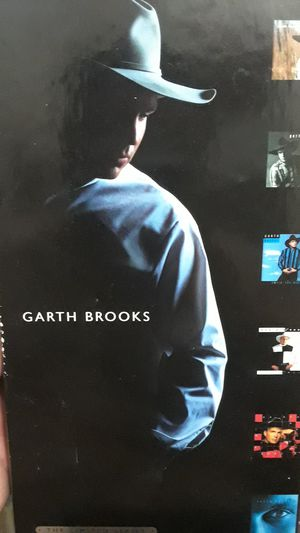 Garth Brooks Limited Series for Sale in Laredo, TX